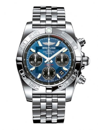 BREITLING Chronomat 41 Automatic Chronograph Gents Watch AB014012/C830/378A